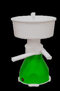 Предназначен для разделения цельного молока на сливки и обезжиренное молоко (обрат) с одновременной его очисткой от загрязнений. Изготовление и балансировка барабана на современном высокоточном оборудовании позволяет значительно уменьшить его радиальное биение, что улучшает качество сепарирования, снижает уровень шума и вибрации при работе, увеличивает долговечность самого сепаратора. Тарелки барабана, изготовленные из высоколегированной нержавеющей стали обеспечивают стабильное качество сепарирования в течение всего срока службы сепаратора.